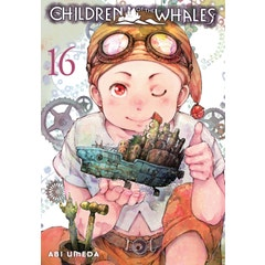 Children of the Whales, Vol. 16