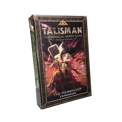 Talisman (Revised 4th Edition): The Harbinger Expansion