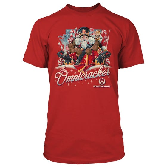 Omnicracker Premium T-Shirt (L)