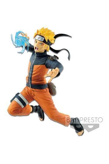 Naruto Uzimaki Vibration Stars Statue 17 cm