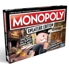 Monopoly Cheaters Ed. NO