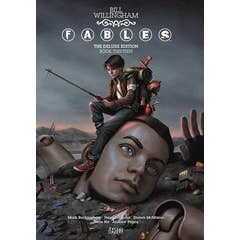 Fables: The Deluxe Edition Book Thirteen