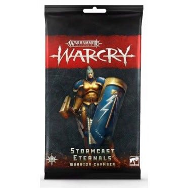 Stormcast Warrior Chamber Cards