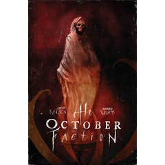 The October Faction, Vol. 3
