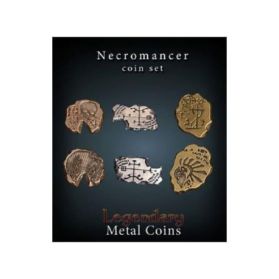 Necromancer Metal Coins Set (24)
