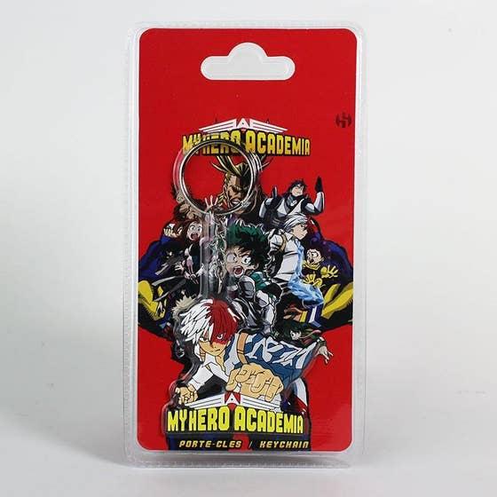 Shoto Todoroki PVC Keychain 5 cm