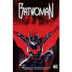 Batwoman Volume 3: The Fall of the House of Kane