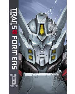 Transformers Idw Collector's Phase 2 Vol. 08