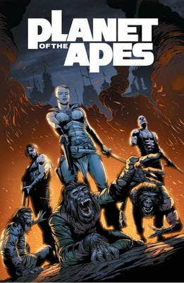 Planet of the Apes: v.5