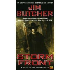 Jim Butcher Box Set