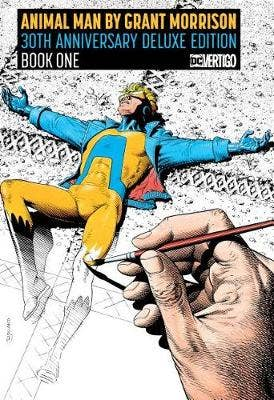 Animal Man by Grant Morrison Book One Deluxe Edition: Deluxe Edition