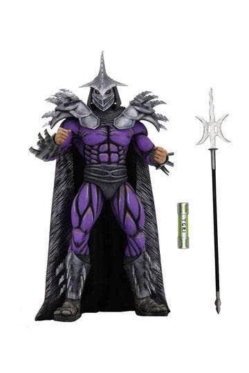 Super Shredder Deluxe Action Figure 18 cm