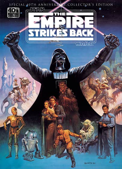 Star Wars: The Empire Strikes Back: 40th Anniversary Special