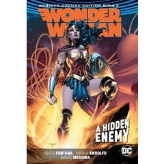 Wonder Woman: The Rebirth Deluxe Edition: Book Three
