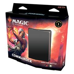 Commander Legends Arm For Battle Commander Deck