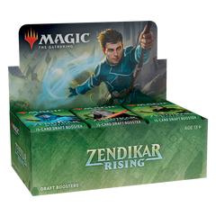 Zendikar Rising Draft Booster Display Box