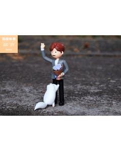 Jin ART Toy PVC Statue