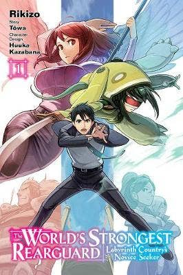 World's Strongest Rearguard: Labyrinth Country & Dungeon Seekers, Vol. 1 (manga)