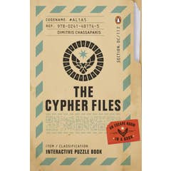 The Cypher Files: An Escape Room... in a Book!