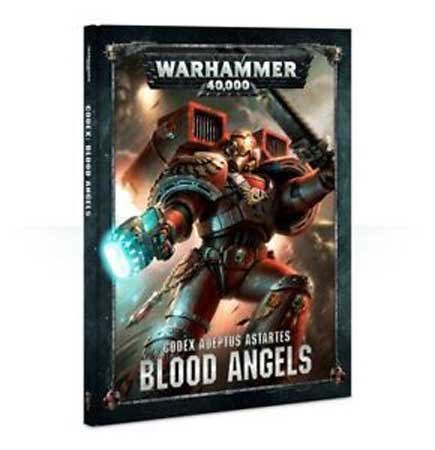 Codex Blood Angels 2017 HC