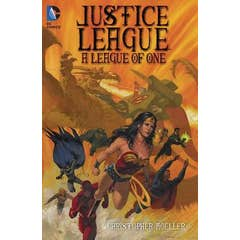 Justice League A League Of One
