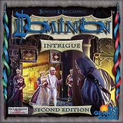 Intrigue Expansion 2nd Edition