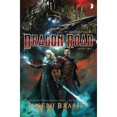 Dragon Road: THE DRIFTING LANDS BOOK II
