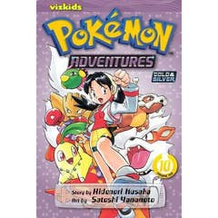 Pokemon Adventures (Gold and Silver), Vol. 10