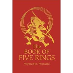 The Book of Five Rings: Deluxe Silkbound Edition