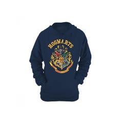 Harry Potter Crest Hoodie (L)