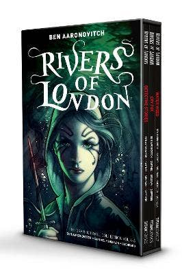 Rivers of London: 4-6 Boxed Set