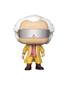 Pop Movie Bttf Doc 2015 Vinyl Figure