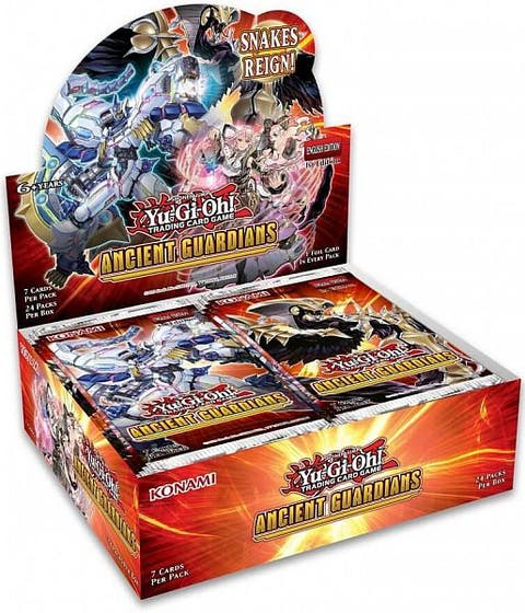 Ancient Guardians Booster Display Box