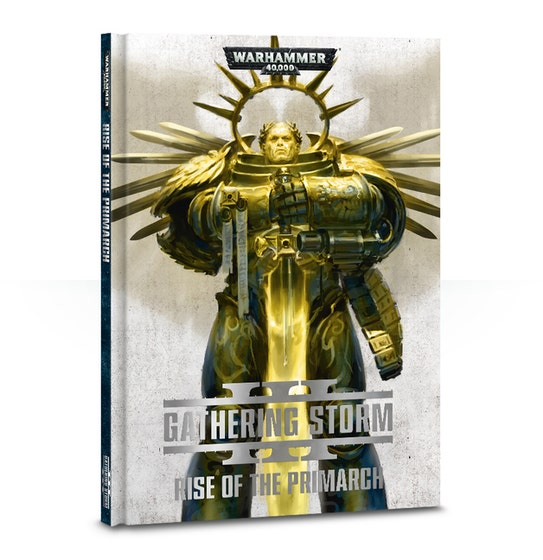 Rise of the Primarch HC