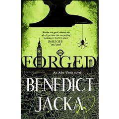 Forged: An Alex Verus Novel from the New Master of Magical London