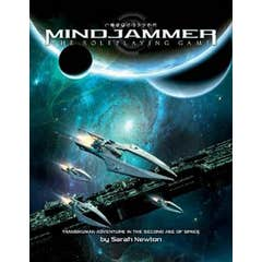 Mindjammer Core Rules Hardcover