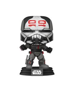 Pop Star Wars Clone Wars Wrecker Vinyl Fig