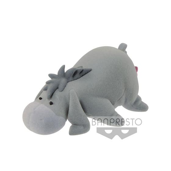 Eeyore Fluffy Puffy Mini Figure 5 cm