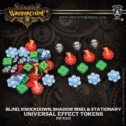 Universal Effects : Blind Knockdown Shadow Bind Stationary