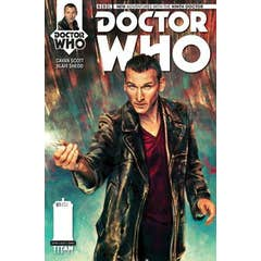Doctor Who: The Ninth Doctor Vol. 1: Weapons of Past Destruction
