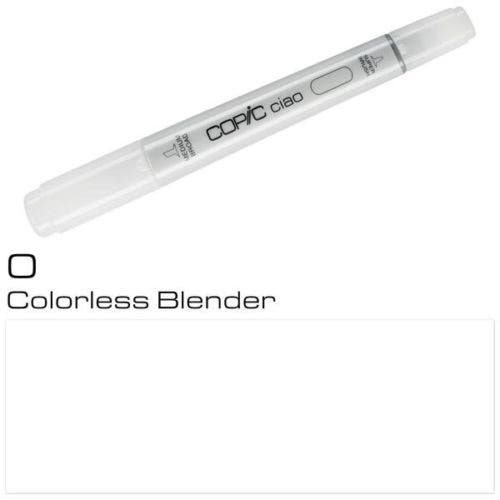 Copic Marker Ciao 0 Blender