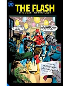 The Flash: The Death of Iris West