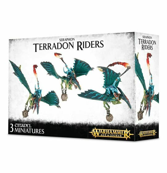 Terradon Riders