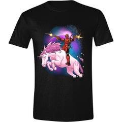 Space Unicorn T-Shirt (L)