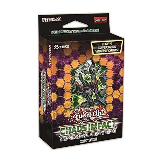 Chaos Impact Special Edition Booster