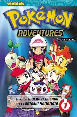 Pokemon Adventures: Diamond and Pearl/Platinum, Vol. 1