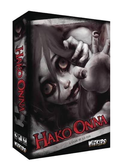 Hako Onna Boardgame