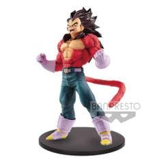 Super Saiyan 4 Vegeta Metallic Hair Color PVC Statue 20 cm