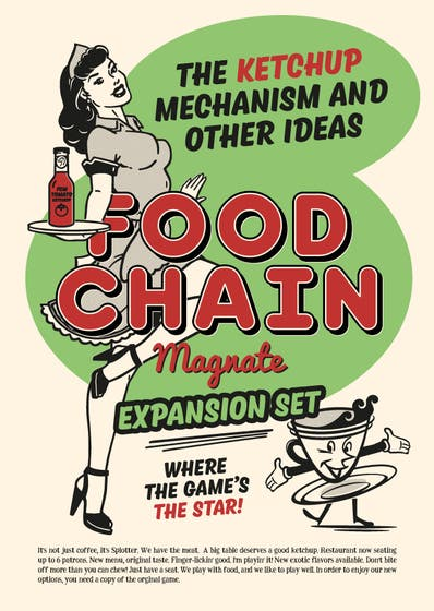 Ketchup Mechanism & Other Ideas Expansion