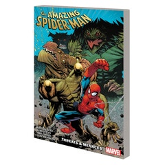 Amazing Spider-man By Nick Spencer Vol. 8: Threats & Menaces